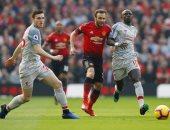 لعنة فيرجسون تطارد ليفربول ضد مانشستر يونايتد في أولد ترافورد.. فيديو