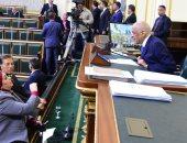 على عبد العال محذرا الوزراء الغائبين عن جلسات البرلمان: هذا المجلس له أنياب