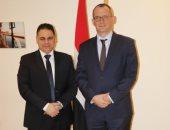 السفير البولندى يعلن بدء رحلات مباشرة بين وارسو والقاهرة العام المقبل