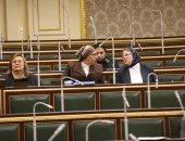 صور.. البرلمان يمنح جهات الحكومة المتعاملة مع الجمهور حوافز بالدفع غير النقدى