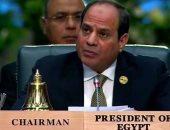 موقع فرنسى: نضال الرئيس السيسى من أجل السلام ومكافحة التعصب أكسبه دعم المصريين