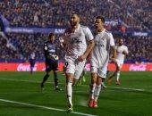 ريال مدريد ينتقم من ليفانتي ويستعيد توازنه في الدوري الإسباني.. فيديو