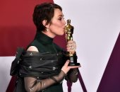 أوليفيا كولمان: سأضع تمثال الأوسكار بينى وبين زوجى على السرير