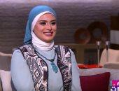 """شاهد..لمياء عبد الحميد تكشف سبب ارتدائها للحجاب بـ""""كلام ستات"""""""