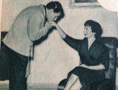 صور نادرة من 63 سنة.. تعلم فن الاتيكيت من شادية وعبد الحليم حافظ