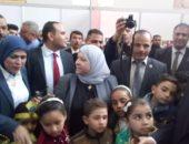 اتحاد الناشرين المصريين يفتتح معرضا للكتاب بالغربية .. صور