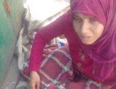 إحنا معاك.. قارئة تشارك صورة سيدة بلا مأوى فى فيصل.. تحتاج لرعاية صحية عاجلة