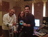 فشل مساعى الموزع الموسيقي أحمد إبراهيم فى إقناع زوجته بالتنازل عن قضية الطلاق