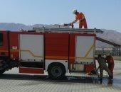 تداول 387 شاحنة بضائع بموانئ البحر الأحمر