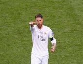 راموس جاهز لقيادة ريال مدريد ضد بيتيس فى ختام الدورى الإسبانى