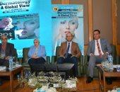 8 جلسات علمية تناقش الأمراض الجلدية بكلية الطب جامعة أسيوط (صور)