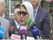 """استجابة لـ""""سيبها علينا"""".. وزيرة الصحة توجه بعلاج """"عبدو"""" على نفقة الدولة"""