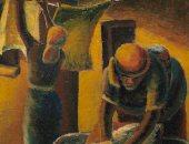 لوحات الفنون الأفريقية تغزو مزاد بونهامز وتقدر بـ آلاف الدولارات
