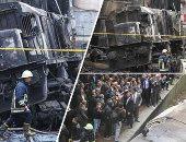 """اليوم.. الحكم على 14 متهما بـ """"حادث قطار محطة مصر"""""""