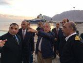 تفعيل بروتوكول تعاون بين مصلحة الضرائب والهيئة العامة لموانئ البحر الأحمر