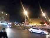 فيديو وصور.. ميدان التحرير يشهد سيولة مرورية فى كافة الاتجاهات منذ بداية المساء
