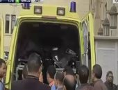 إصابة 4 أشخاص فى حادث سيارة بمدينة العلمين