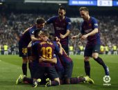 ملخص وأهداف مباراة برشلونة وريال مدريد فى كلاسيكو نصف نهائى الكأس