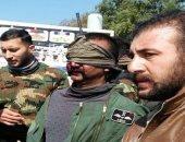 شاهد.. أول ظهور للطيار الهندى المأسور على الأراضى الباكستانية
