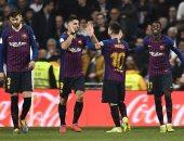 كل أهداف الأربعاء.. برشلونة يقضى على ريال مدريد.. وليفربول يتألق بخماسية
