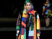 الحجاب يظهر فى عرض Koché بأسبوع الموضة بباريس