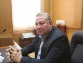 رئيس نقابة السكة الحديد يعلن اعتذار العاملين عن إهمال سائق قطار حادث محطة مصر