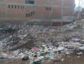 صور .. اضبط مخالفة .. تراكم القمامة فى شوارع زفتى بالغربية