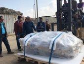 الآثار: أعددنا تقرير حالة عن القطع المنقولة للمتحف المصرى الكبير