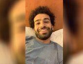 ابتسامة عريضة.. هكذا ظهر محمد صلاح بعد الفوز على واتفورد