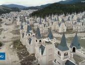 فيديو.. مشروع سكنى كبير فى تركيا يتحول لمدينة أشباح بسبب الأزمة الاقتصادية