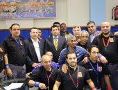 وزير الرياضة يشهد فعاليات اللقاء المجمع التنافسي للمشروع القومي للموهبة