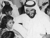 بين زمان ودلوقتى.. من الشيخ زايد حتى ابنه.. مستقبل أطفال الإمارات شغلهم الشاغل