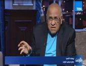 يوسف القعيد: خطابات السيسي دائما شعارها  المواطن المصري البطل الحقيقي