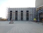الانتهاء من 80% من الأعمال الهندسية لمتحف شرم الشيخ