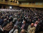 صور.. نائب رئيس جامعة الأزهر: الإسلام لم يجبر غير المسلمين على اعتناق الدين الإسلامي