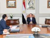 فيديو.. الرئيس يطلع على الحالة الصحية للمصابين فى حادث قطار محطة مصر
