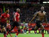 أخبار مانشستر يونايتد اليوم عن التفوق التاريخى ضد إيفرتون