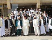صور.. بدء دورة العلوم الشرعية لـ36 متدرب من أئمة ليبيا بمنظمة خريجى الأزهر