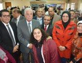 """محافظ جنوب سيناء يشهد فعاليات برنامج """"لائق للحياة ولائق للاختلاف"""""""