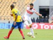 جروس يفاضل بين محمد إبراهيم وزيزو لفض معركة الوسط أمام بيراميدز