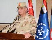 وزير الدفاع يتفقد المنظومة التعليمية بالمعاهد التعليمية للقوات المسلحة