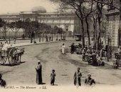 قصة صورة عمرها 112 سنة.. ميدان التحرير بالأبيض والأسود