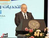 لأول مرة.. رئيس جامعة القاهرة يعلن توفير اختبار التويفل للمكفوفين بطريقة برايل