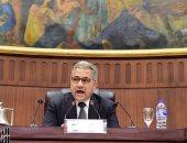 أحمد السجينى: نتمنى إقرار قانون الإدارة المحلية فى أقرب وقت