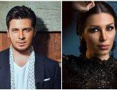محمد قماح وسارة نخلة ينتهيان من تصوير أغنية «ليالى زمان»