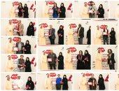 مهرجان دبا الحصن للمسرح الثنائى يكرم جميع المشاركين بدورته الـ 4.. صور