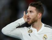 اخبار ريال مدريد اليوم عن غياب راموس أمام إيبار فى الليجا