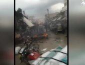 المرصد السورى: إطلاق 200 قذيفة صاروخية فى إدلب وخرق للهدنة