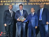 """بالم هيلز للتعمير تحصد جائزة BT100 الأكثر إبداعاً وابتكاراً عن مشروع """"باديا"""""""
