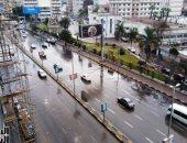 الارصاد: استمرار فرص سقوط الأمطار اليوم وغدا وانحسارها الخميس المقبل
